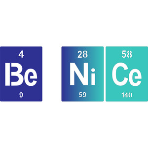 periodic table - be nice
