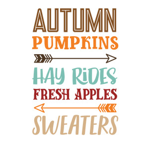 autumn pumpkin hayrides