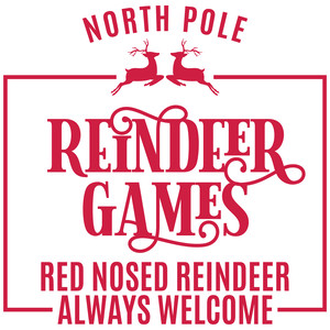 north pole reinndeer games