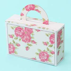 suitcase box - small