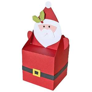 santa gable box