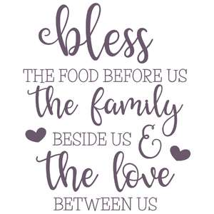 food family and love blessing