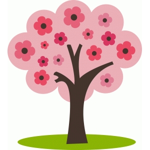 ppbn designs tree with flowers