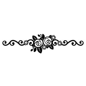Silhouette Design Store - View Design #134540: elegant ...