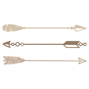 set of arrows