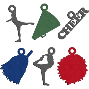 cheer charms