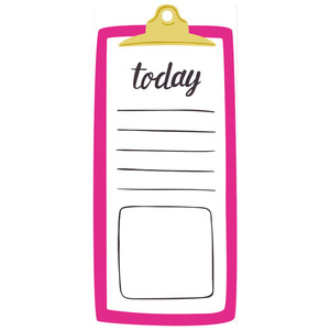 today clipboard