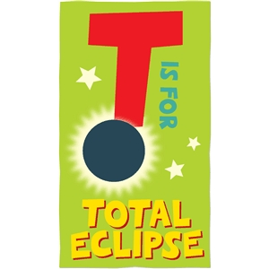 t is for total eclipse