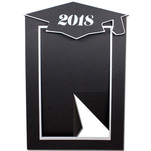 graduation picture frame 4x6 2018