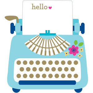 typewriter - hello