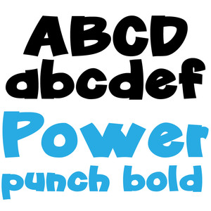 pn power punch bold