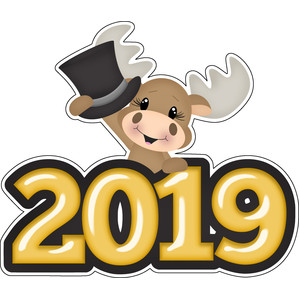 new years moose 2019