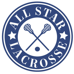 all star lacrosse label