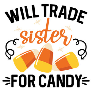 sister for candy