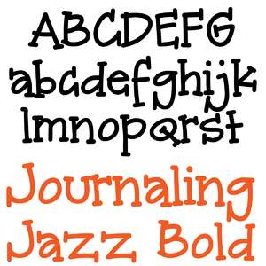snf journaling jazz bold