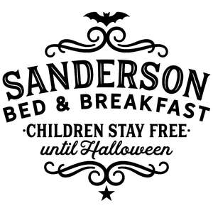 sanderson bed & breakfast