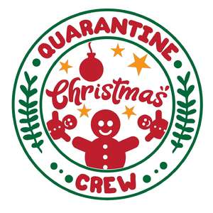 quarantine christmas crew