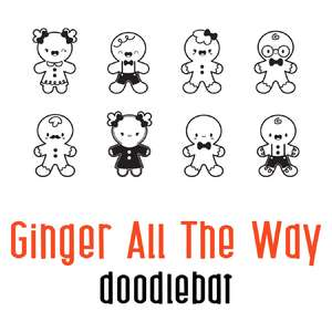 ginger all the way doodlebat