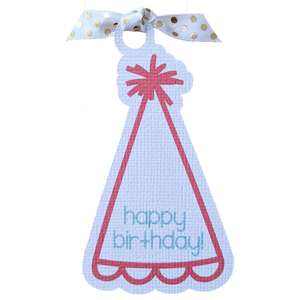 party hat tag