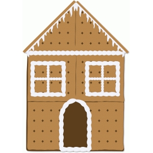 build a gingerbread house basic