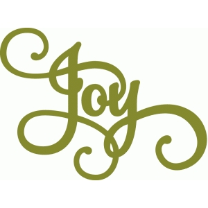 joy phrase - perfect flourish