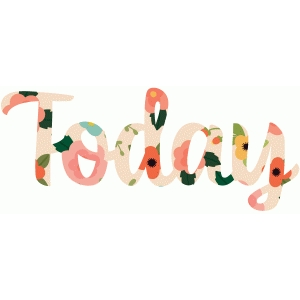 today word art