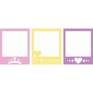 princess frames