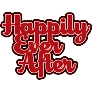 cute happily ever after phrase