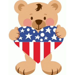 patriot bear