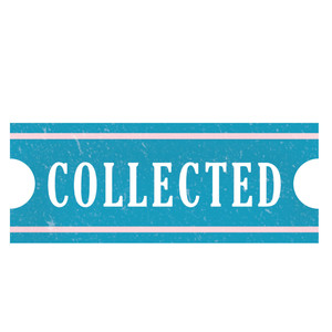collected label