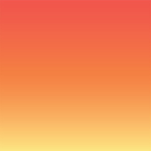 sunset ombré background