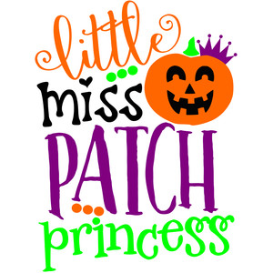 little miss patch princess
