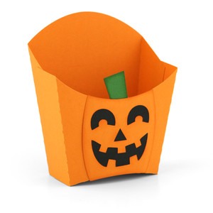 halloween treat box jack o'lantern