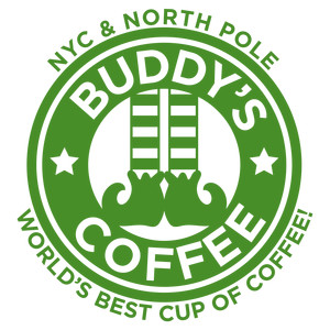 christmas ad - buddy's coffee