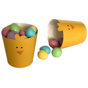 chick treat cup