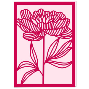 bloom and grow greetings card