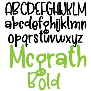 pn mcgrath bold