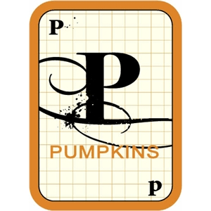 flashcard: pumpkins