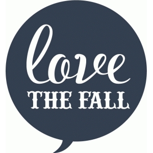 love the fall