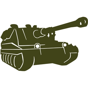 armed forces - tank