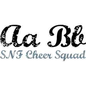 SNF Cheer Squad
