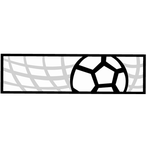 soccer rectangle design
