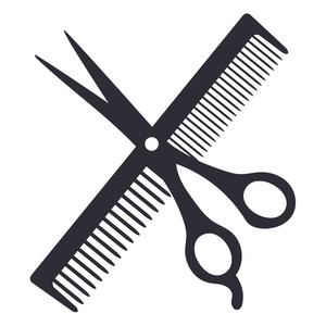 haircut logo