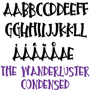zp the wanderluster condensed