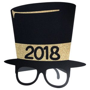 glasses cylinder hat 2018