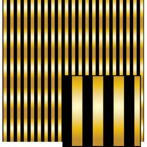 gold and black striped pattern