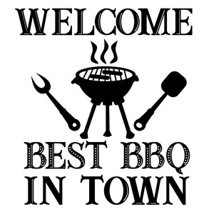 welcome best bbq in town