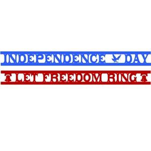 4th of july border set 2