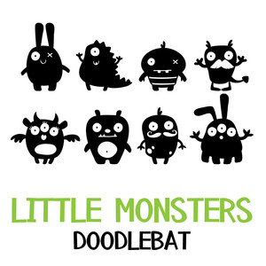 little monsters doodlebat