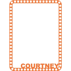 courtney frame